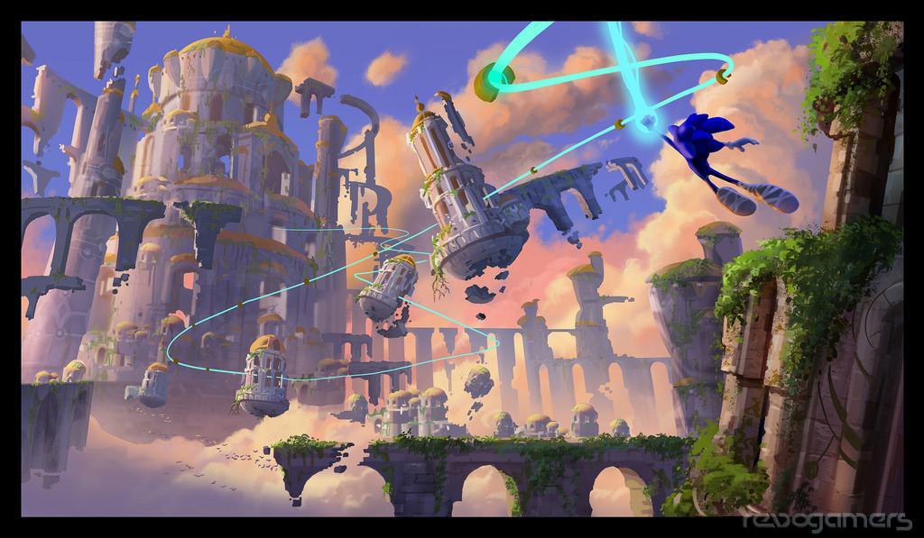Sonic Boom: Rise of Lyric  Wii U