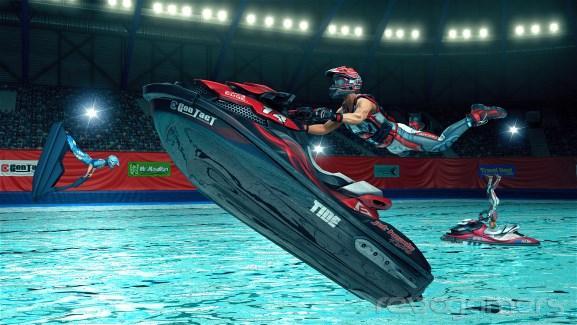 Aqua Moto Racing Utopia Wii U