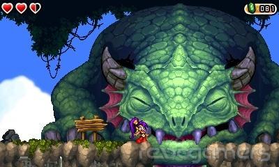 Shantae Wii U