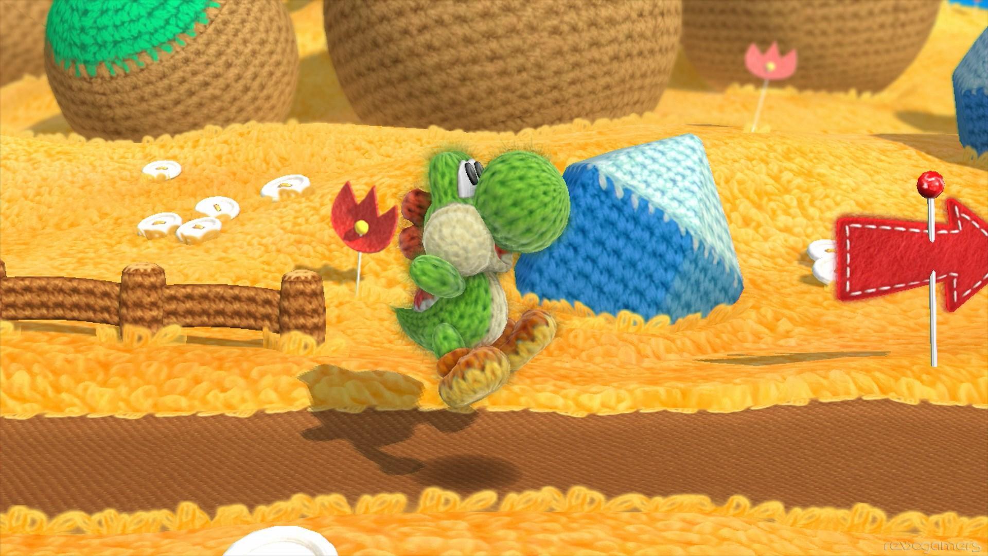 Yoshi´s Woolly World Wii U - Avance