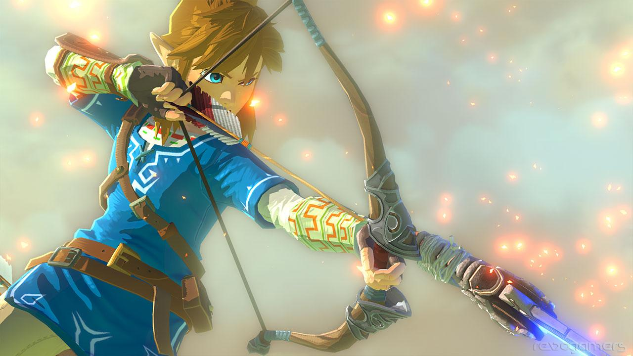 Protagonista The Legend of Zelda Wii U