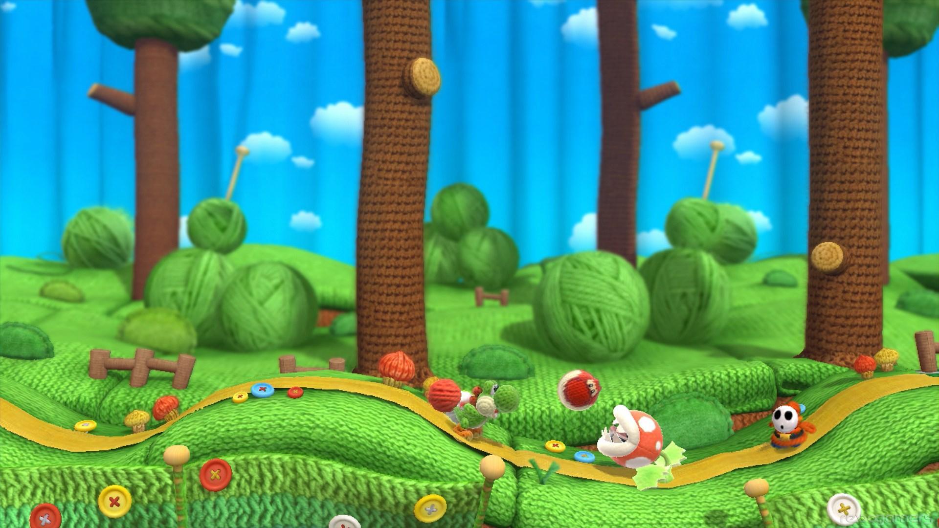 Yoshi´s Woolly World Wii U