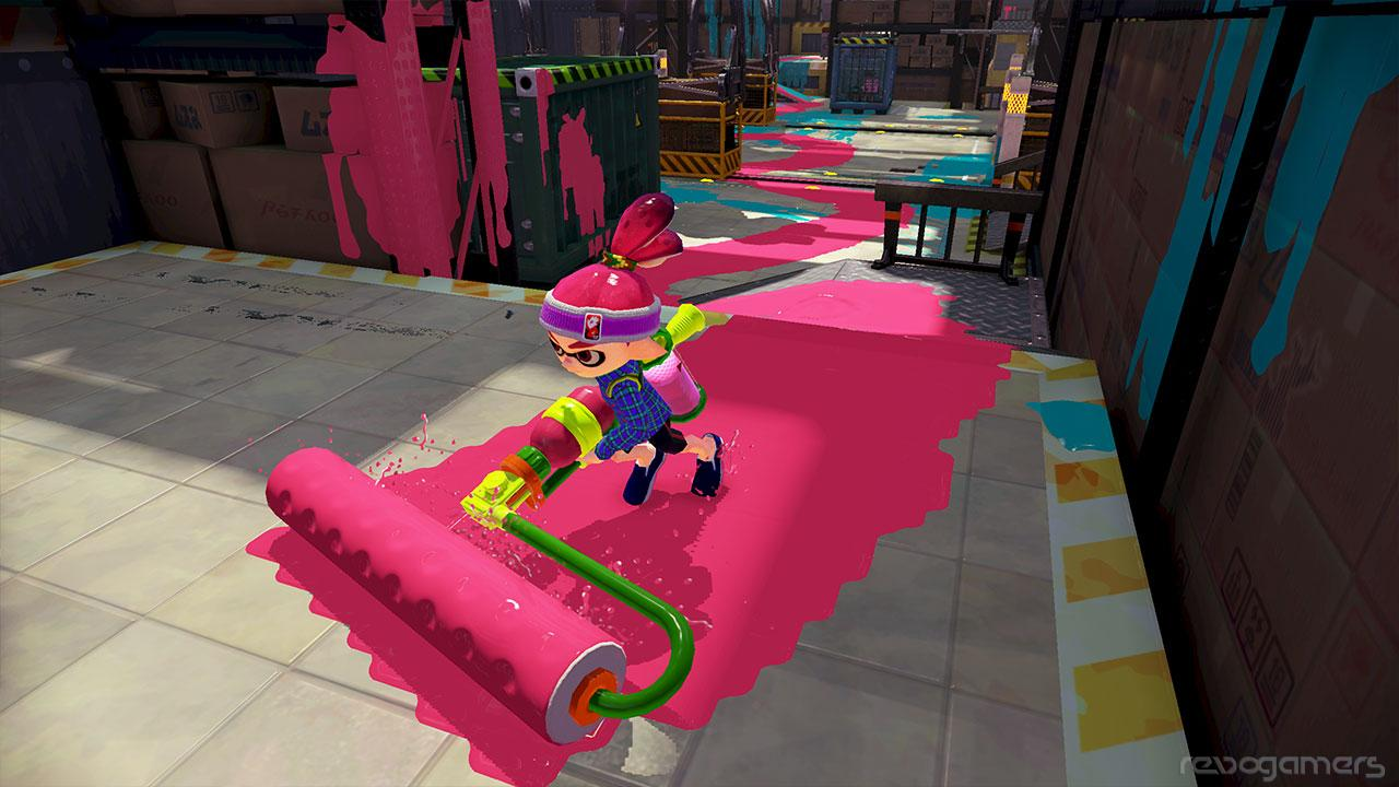 Avance Splatoon Wii U