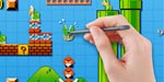 Evento Super Mario Maker con las Calamarci�as