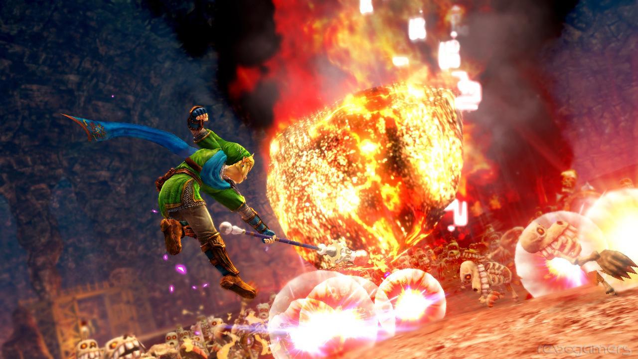 Impresiones Hyrule Warriors Wii U