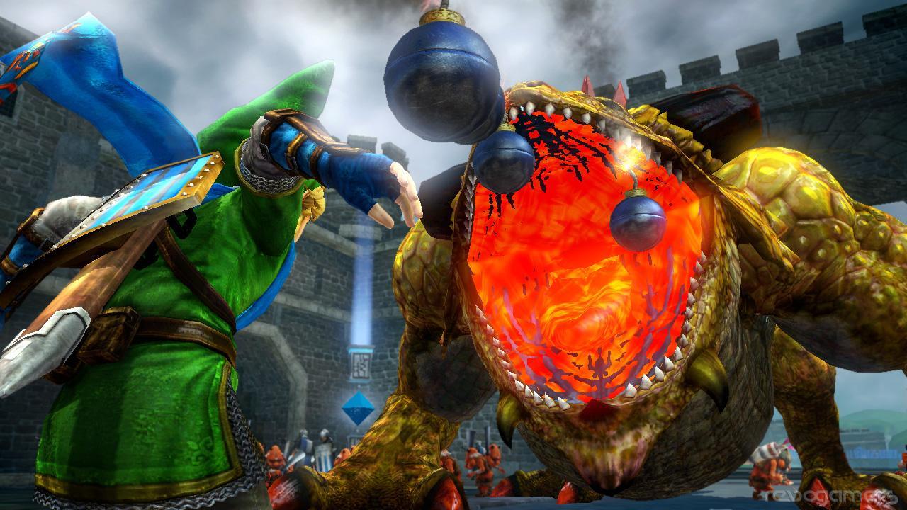 10 Jefes Finales para Hyrule Warriors
