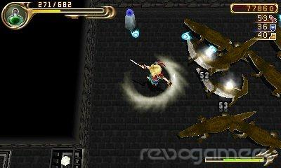 Excave: Sorcerer of the Underworld Nintendo 3DS