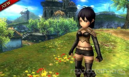 Personaje Final Fantasy Explorers