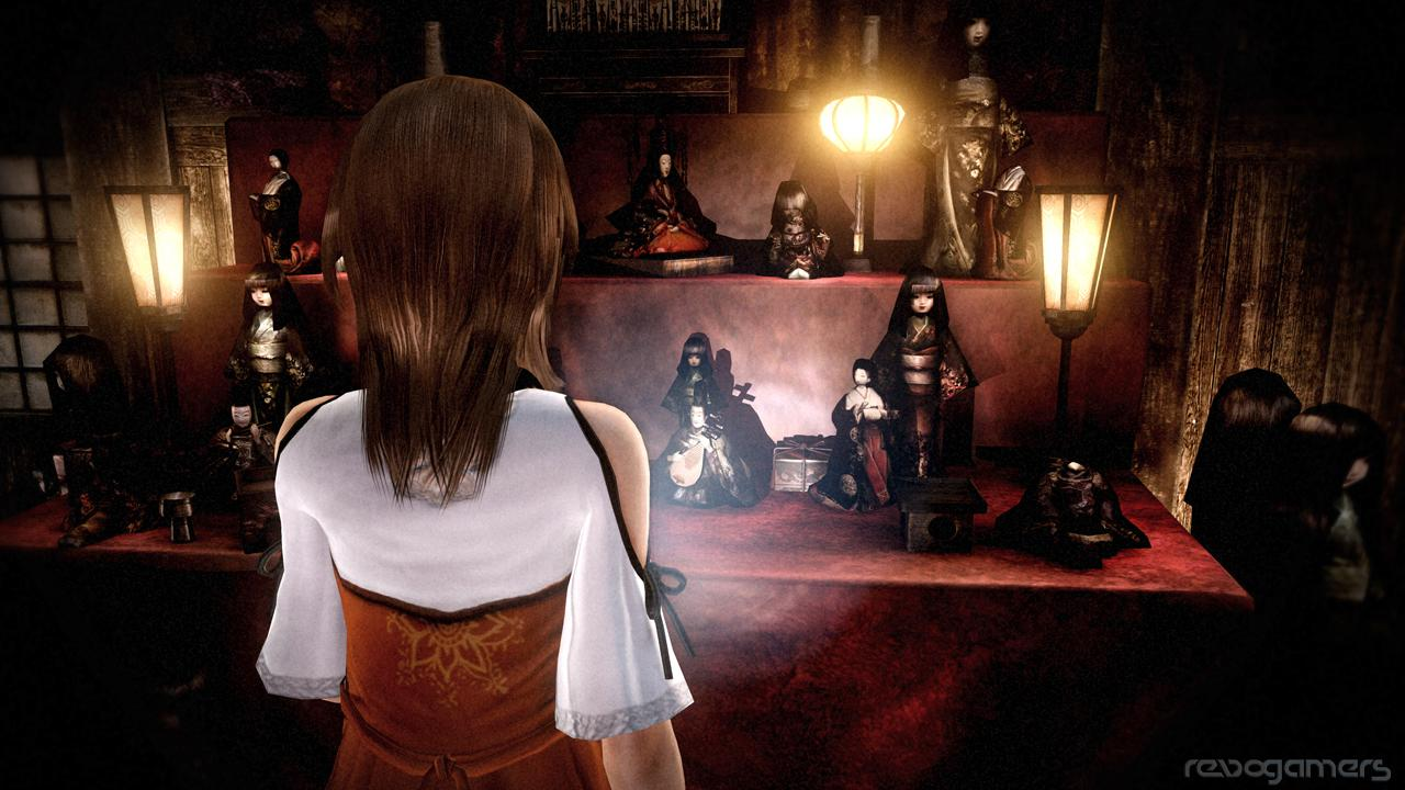 Fatal Frame: Shrine Maiden of the Wet Crow Read