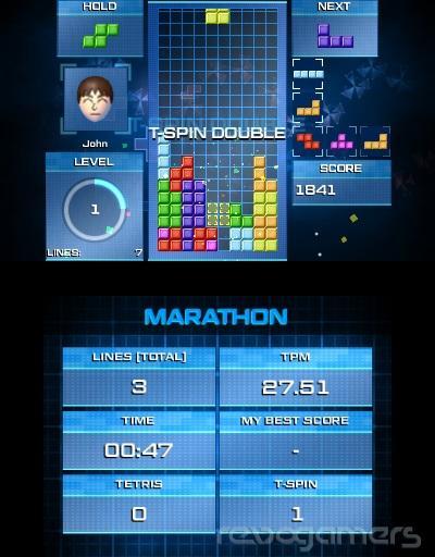 Análisis Tetris Ultimate Nintendo 3DS