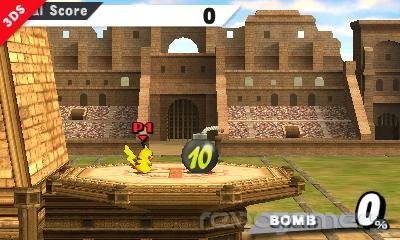 Target Blast SSB 3DS