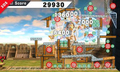 Target Blast Super Smash Bros 3DS