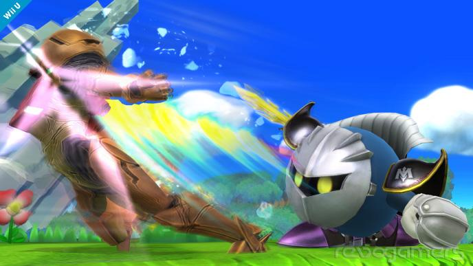 Meta Knight Super Smash Bros Wii U