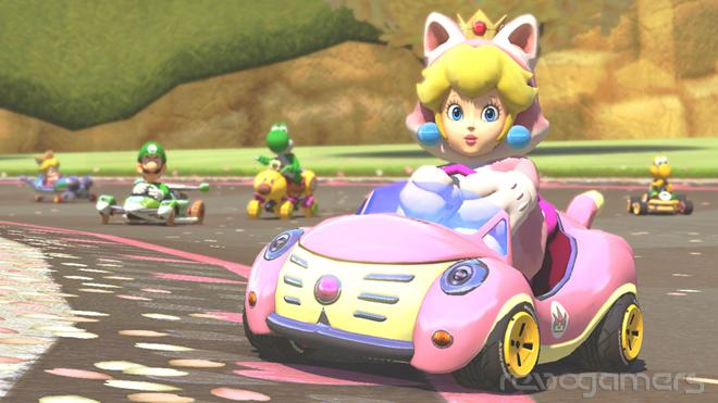 Análisis DLC The Legend of Zelda Mario Kart 8