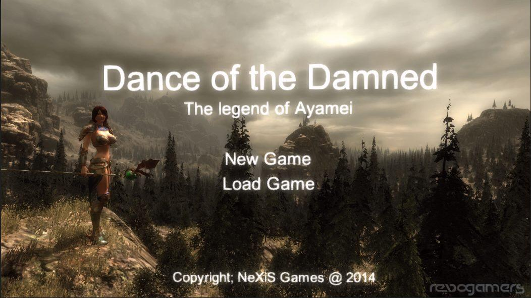 Dance of the Damned Wii U