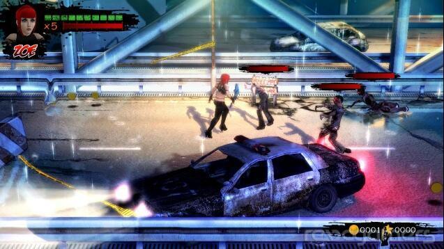 Rock Zombie Wii U