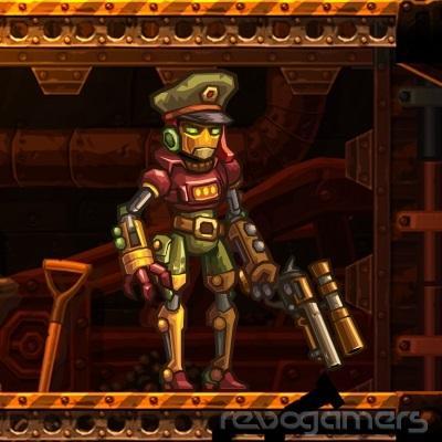 SteamWorld Heist Captain