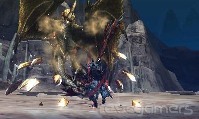 Serlegios Monster Hunter 4 Ultimate