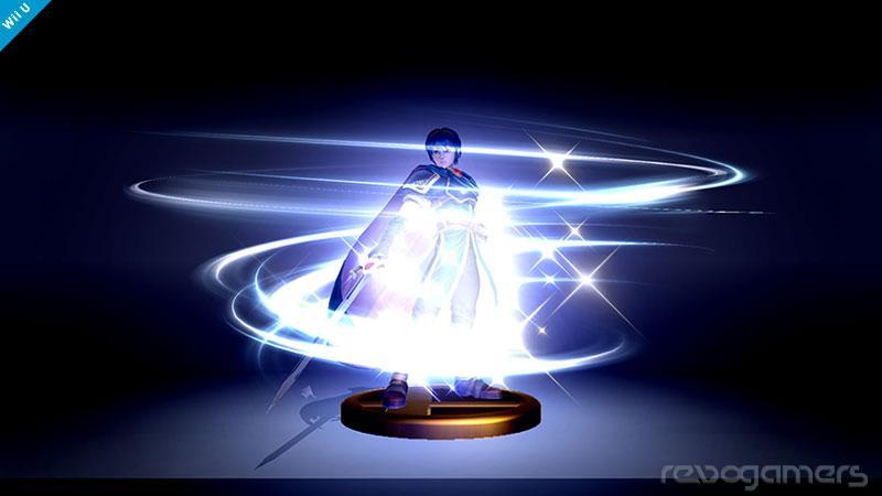 cómo se juega con amiibo a Super Smash Bros. para Wii U