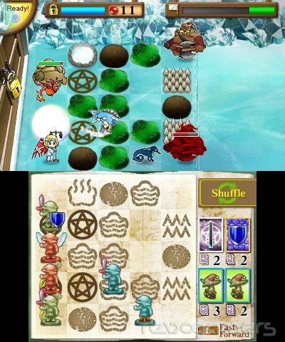 Monster Combine TD Nintendo 3DS