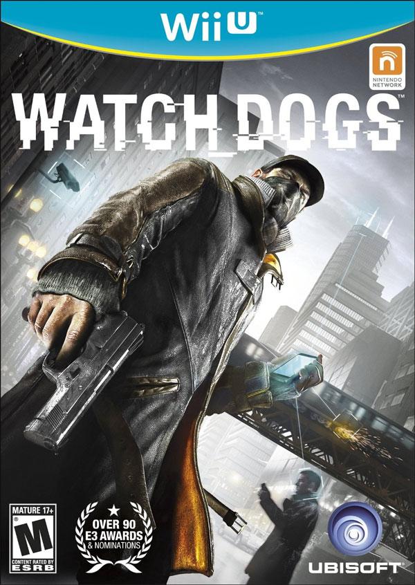 Watch_Dogs Wii U carátula