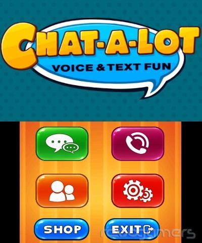 Chat de voz Nintendo 3DS