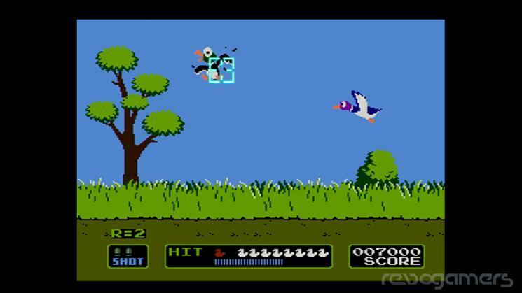 Duck Hunt Wii U