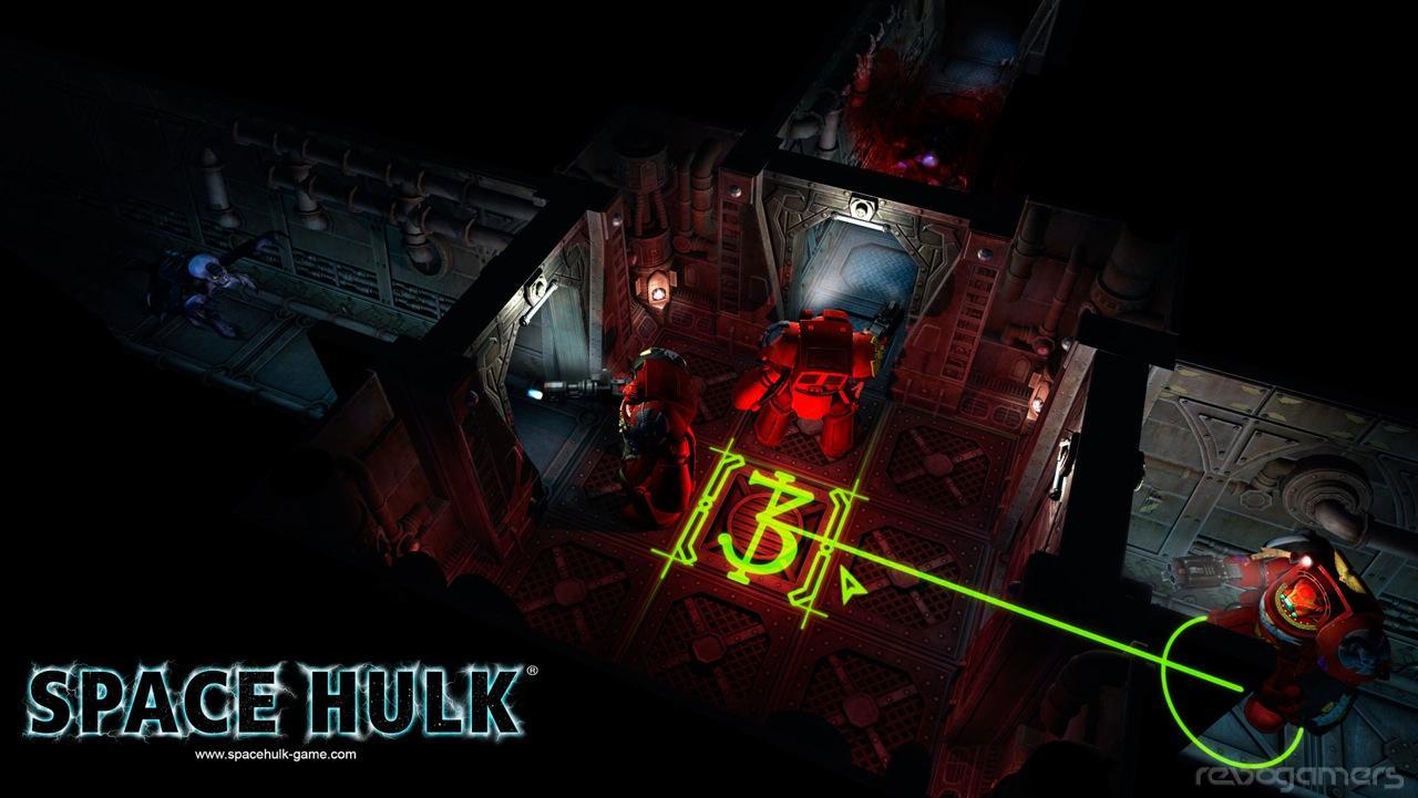 Space Hulk Wii U Warhammer 40000