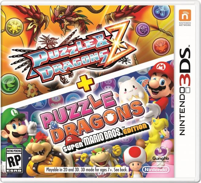 Puzzle & Dragons Z + Super Mario Bros. Edition