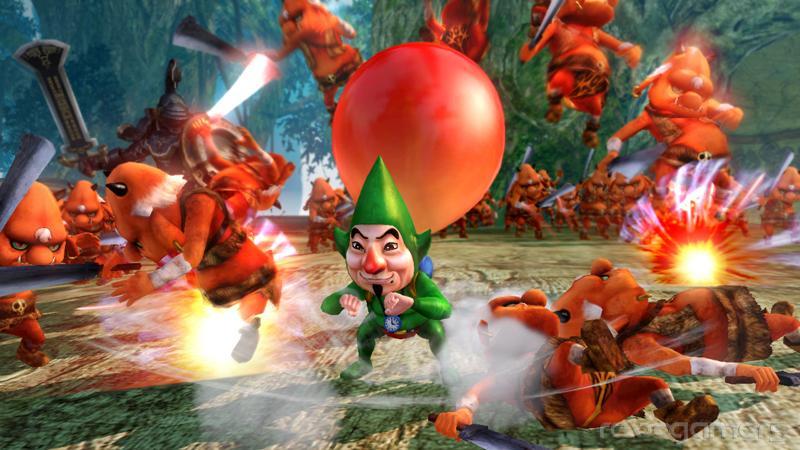 DLC Majora´s Mask de Hyrule Warriors