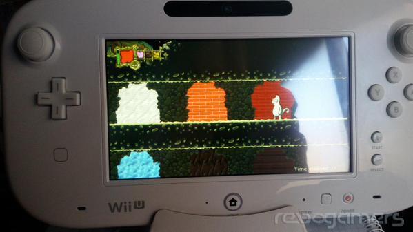 Canvaleon Wii U