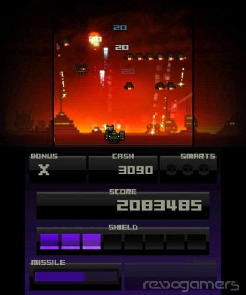 Titan Attacks Nintendo 3DS