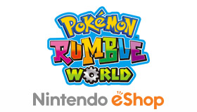 Lista actualizada de contrase�as de Pok�mon Rumble World