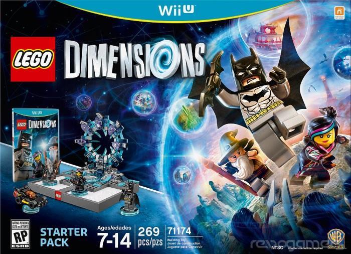 LEGO Dimensions Wii U