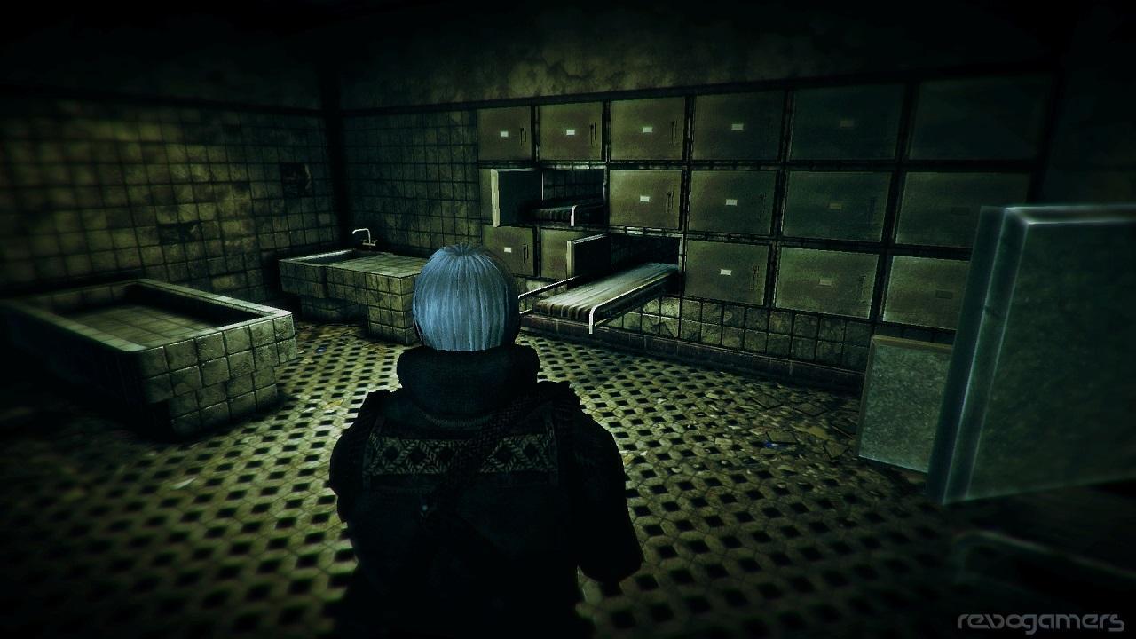 Blizerta Silent Evil Wii U