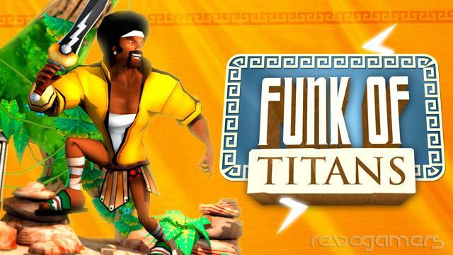 Funk of Titans Wii U