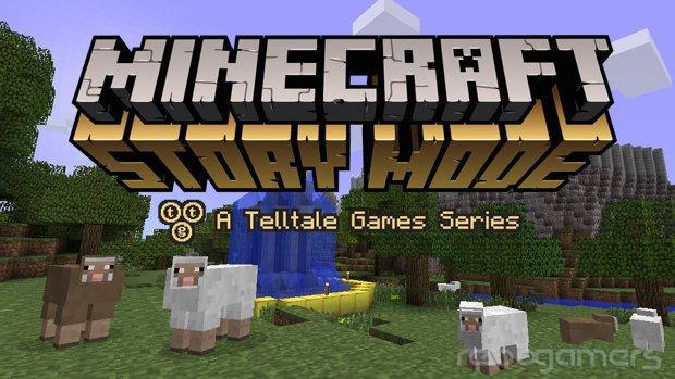 Minecraft Story Mode Wii U