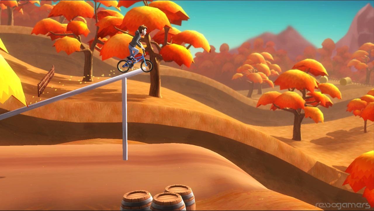 Pumped BMX+ Wii U