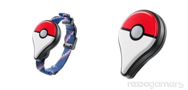 Pulsera Pokémon Go Plus