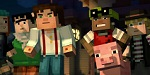 Tr�iler '�pico' de Minecraft: Story Mode - Episodio 1