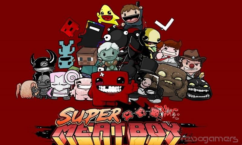 Super Meat Boy Wii U
