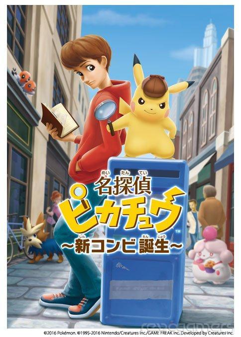 El Gran Detective Pikachu