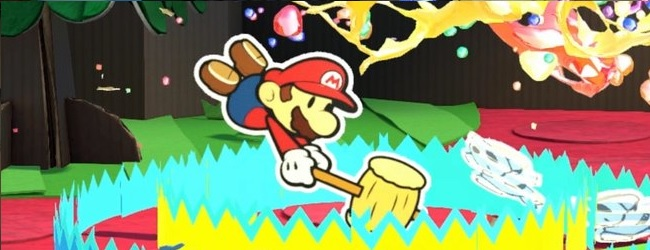 [VideoImpresiones] Paper Mario: Color Splash