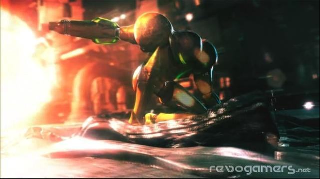 Samus: Mother! Time to Go!