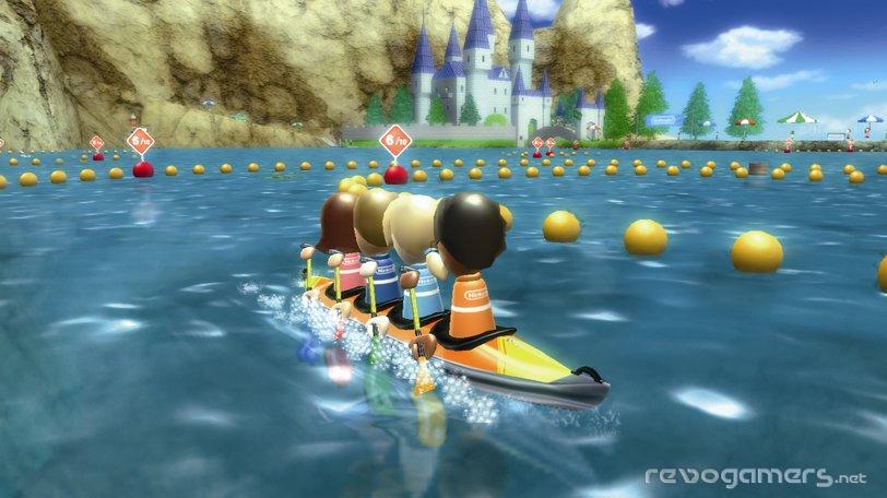 Wii Sports Resort Piragua