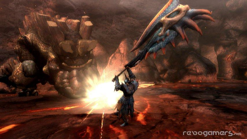 Monster Hunter 3 Tri Wii Preview