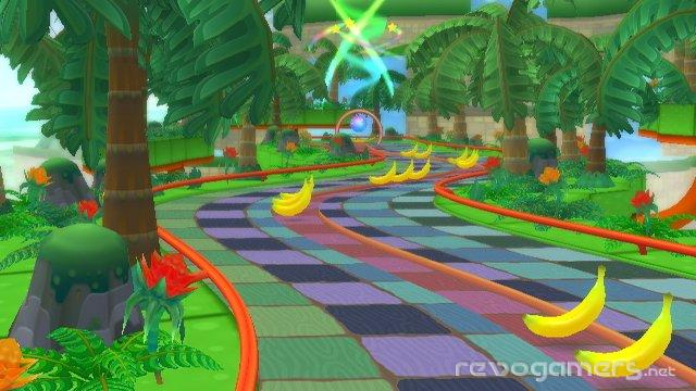 Super Monkey Ball Step & Roll Preview Wii