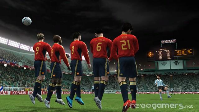 PES 2010 Wii