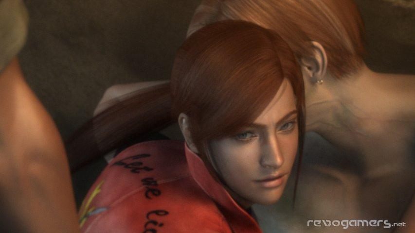 resident evil darkside chronicles claire redfield review revogamers wii