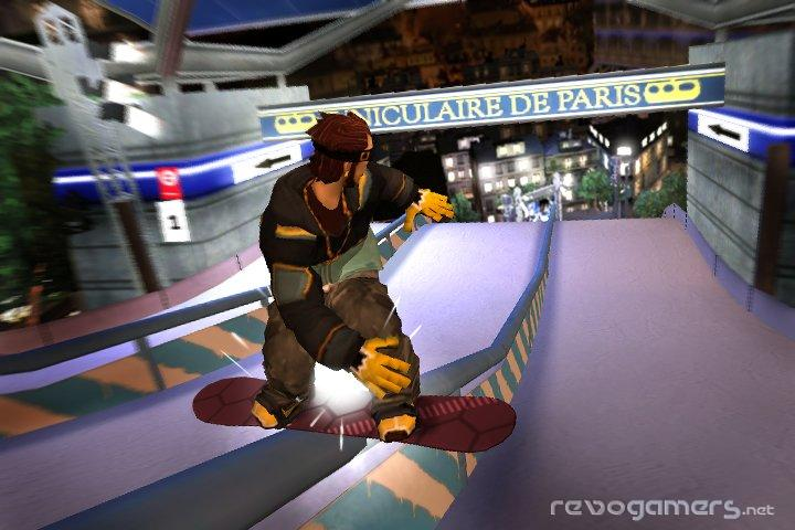 shaun white snowboarding world stage análisis review wii revogamers